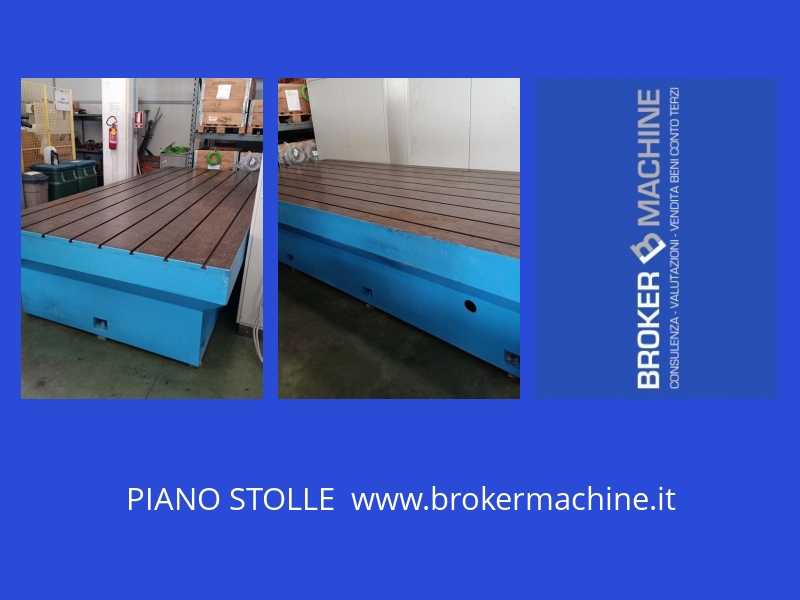 piano a stolle