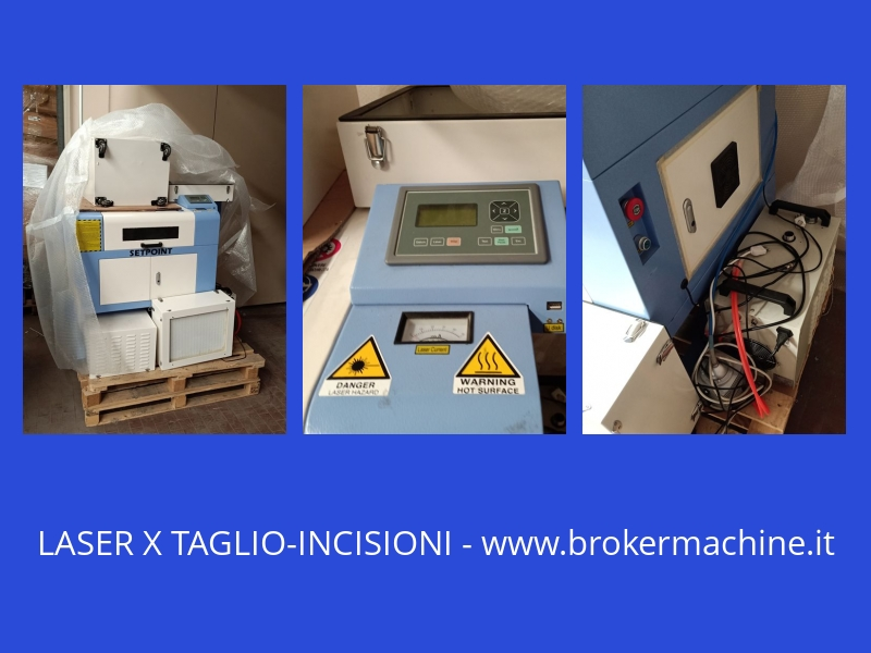 laser incisione