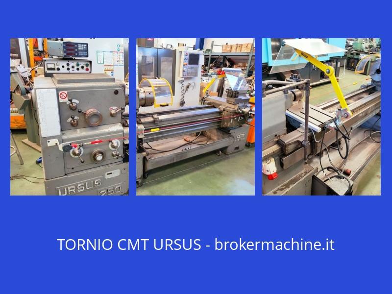 TORNIO CMT URSUS 250X1500