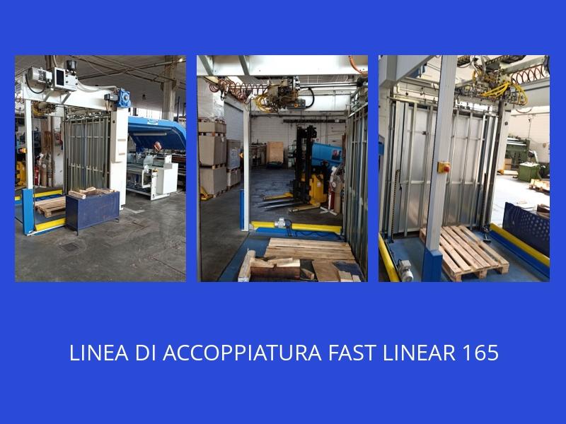 LINEA ACCOPPIATURA FAST LINEAR 165