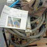 compressore e attrezzatura per fibre ottiche